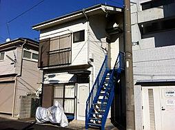 サニーフラット[2階号室]の外観