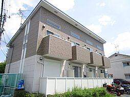 エスポアールA棟[1階]の外観
