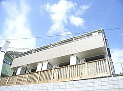 神奈川県横浜市磯子区杉田2の賃貸アパートの外観