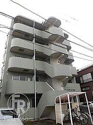 東京都大田区西糀谷2丁目の賃貸マンションの外観