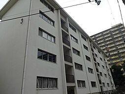 南港厚生年金住宅3号棟[406号室]の外観