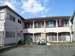 ナガイコーポ[2階]の外観