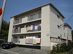 第一矢野コーポ[102号室]の外観