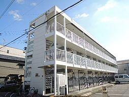 大阪府大阪市生野区巽西4丁目の賃貸アパートの外観