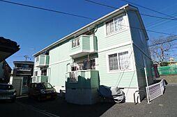 千葉県柏市増尾4の賃貸アパートの外観