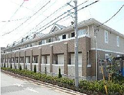 千葉県船橋市飯山満町2丁目の賃貸アパートの外観