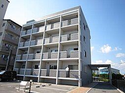 広島県東広島市西条中央 4丁目の賃貸マンションの外観