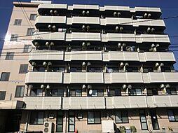 サンハピネス[5階]の外観