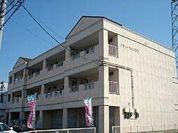 愛知県小牧市大字小松寺の賃貸マンションの外観