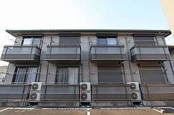 サンモールB[1階]の外観