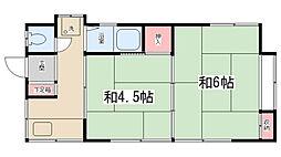 [一戸建] 神奈川県相模原市南区大野台7丁目 の賃貸【/】の間取り