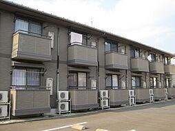 栃木県小山市駅南町6丁目の賃貸アパートの外観