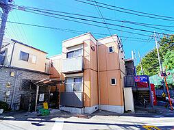 埼玉県朝霞市朝志ケ丘2丁目の賃貸アパートの外観