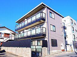 東京都練馬区西大泉1丁目の賃貸マンションの外観