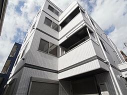 クルーハウス東松戸[402号室]の外観