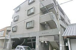 広島県安芸郡海田町中店の賃貸マンションの外観