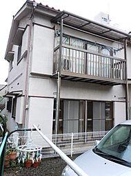 笹原荘[201号室]の外観