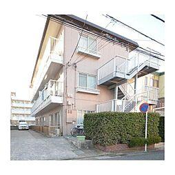 神奈川県横須賀市佐原4丁目の賃貸マンションの外観