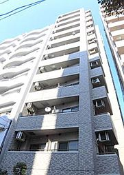 東京都品川区荏原3丁目の賃貸マンションの外観