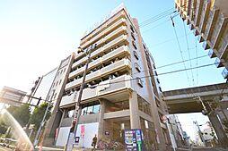 グロー駒川中野[802号室]の外観