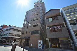 STUDIO SHIROGANE[6階]の外観