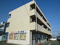 静岡県磐田市上本郷の賃貸アパートの外観