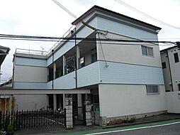 豊田荘[1階]の外観