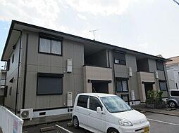 兵庫県赤穂市元禄橋町の賃貸アパートの外観