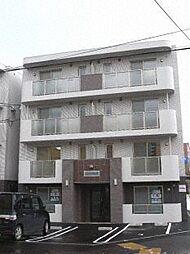 クラリス東札幌[101号室]の外観