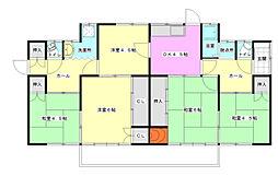[一戸建] 広島県広島市西区己斐上4丁目 の賃貸【広島県 / 広島市西区】の間取り