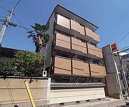 京都府京都市中京区西ノ京北壷井町の賃貸マンションの外観