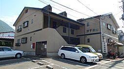 山形県山形市松山1丁目の賃貸アパートの外観