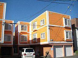 オレンジピール壱番館[3階]の外観