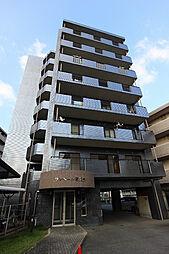 福岡県筑紫野市針摺西2丁目の賃貸マンションの外観