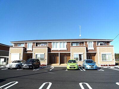 外観,2LDK,面積57.63m2,賃料6.9万円,つくばエクスプレス 研究学園駅 3.5km,,茨城県つくば市酒丸