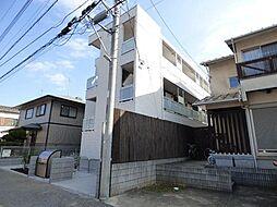 千葉県習志野市本大久保3丁目の賃貸マンションの外観