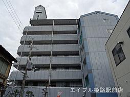 兵庫県姫路市田寺1丁目の賃貸マンションの外観