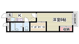 平松駅 4.3万円