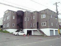 メゾニティサエキI[3階]の外観