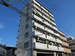 広島県安芸郡海田町南堀川町の賃貸マンションの外観