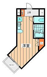 サンガーデンリーガル PartI[2階]の間取り