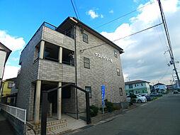 兵庫県加古川市平岡町一色東2丁目の賃貸アパートの外観