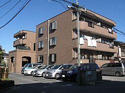 栃木県宇都宮市泉が丘4丁目の賃貸マンションの外観