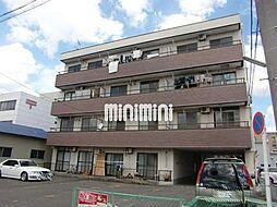 松ヶ枝ハイツ[4階]の外観