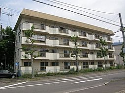 アメニティ柳町[401号室]の外観