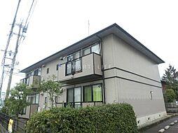 滋賀県大津市高砂町の賃貸アパートの外観