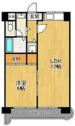 LAPIS[2階]の間取り