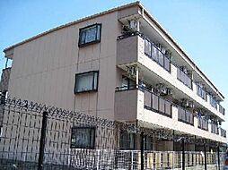 愛知県一宮市木曽川町里小牧字寺東の賃貸マンションの外観