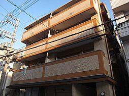 大阪府大阪市住吉区苅田5丁目の賃貸マンションの外観