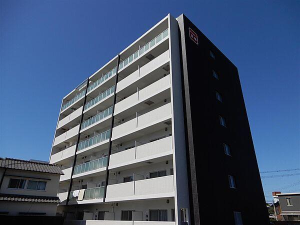 キャッスルコート岩端 4階の賃貸【兵庫県 / 姫路市】